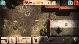 The Warsaw Uprising - strategy game for iOS (gameplay)