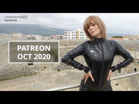 Patreon October 2020 | LatexFashionTV