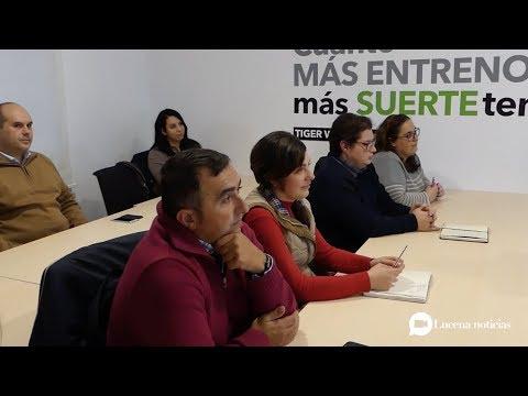 Vídeo: Dieciocho proyectos inician la quinta y última edición del programa Coworkin EOI Lucena