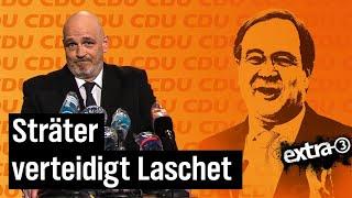 Torsten Sträter, Pressesprecher von Armin Laschet