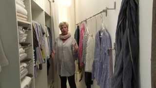 Small Walk-in Closet Ideas