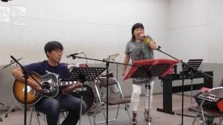 何年も前にカバーした歌をもう一度歌ってみました。