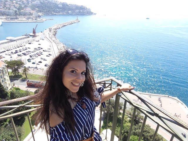 NIZZA & MONACO | FRANCIA körutunk 1. rész | Tamás Anita