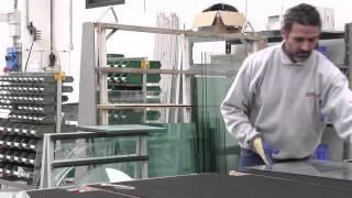 Столы раскроя монолитного стекла Genius 37 CT -  RS