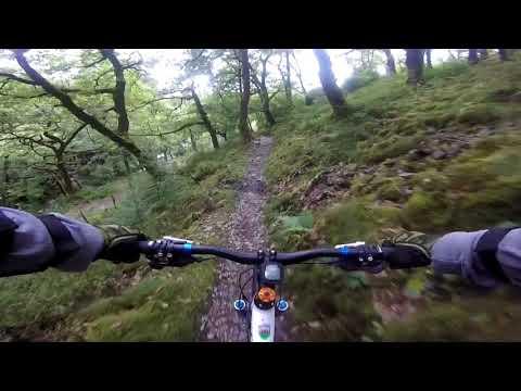Relentless Freedom - MTB Riding Coed y Benin Combo part 1