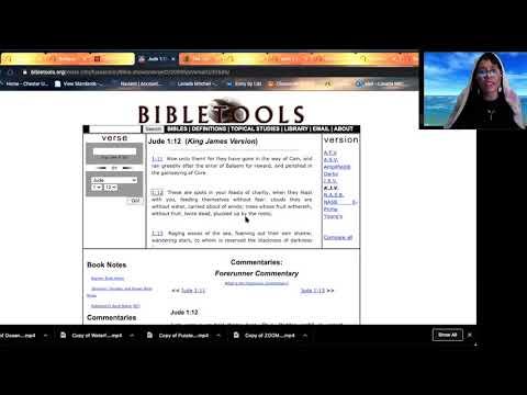 Hebrew Israelites Awakening- The WORD