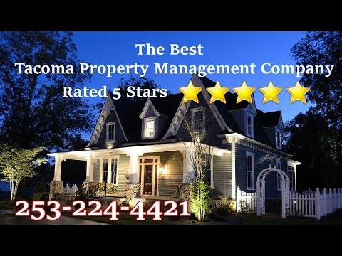 Tacoma Property Management in University Place Wa  - Tacoma Property Management 253-224-4421