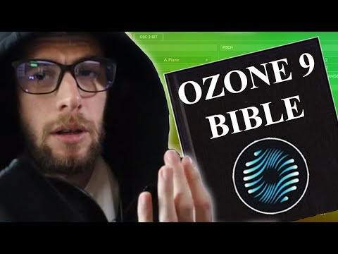 Izotope Ozone 9 Mastering Bible [Standard & Advanced]