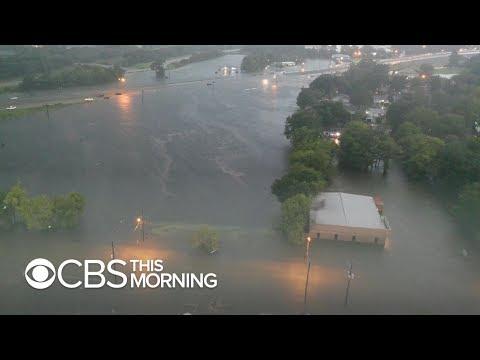 Historic Flooding Devastates Houston Area