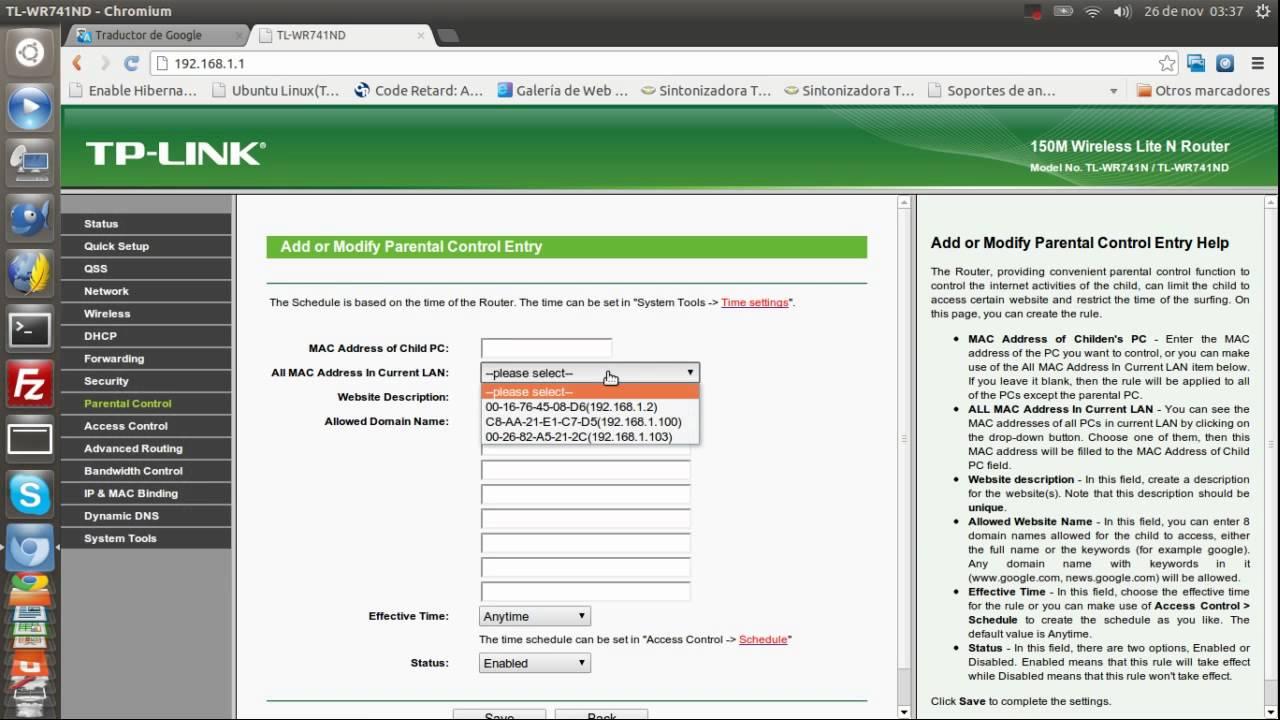 o software tp-link tl-wr741nd