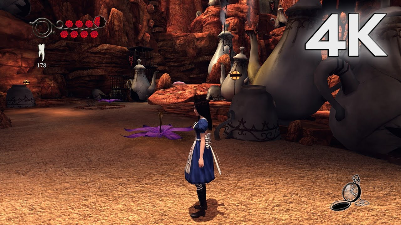 Alice Madness Returns Walkthrough Chapter 2 alice: madness returns backwards compatibility gameplay xbox