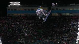 2010 バンクーバーオリンピック・ハーフパイプ決勝   Shaun WHITE ショーン・ホワイト 検索動画 27