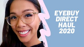 Gambar cover EYEBUYDIRECT REVIEW + TRY ON HAUL 2