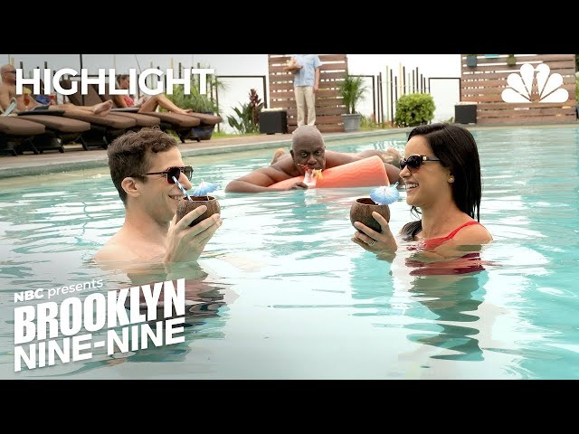 Jake and Amy Honeymoon with Holt? - Brooklyn Nine-Nine (Episode Highlight)