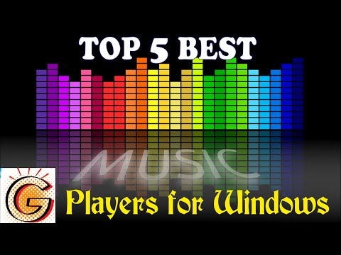 Top 5 Best Music Players for Windows
