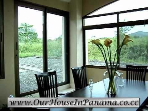 Our Home In Boquete - Luxury House For Rent Or Sale In Beautiful Boquete Panama