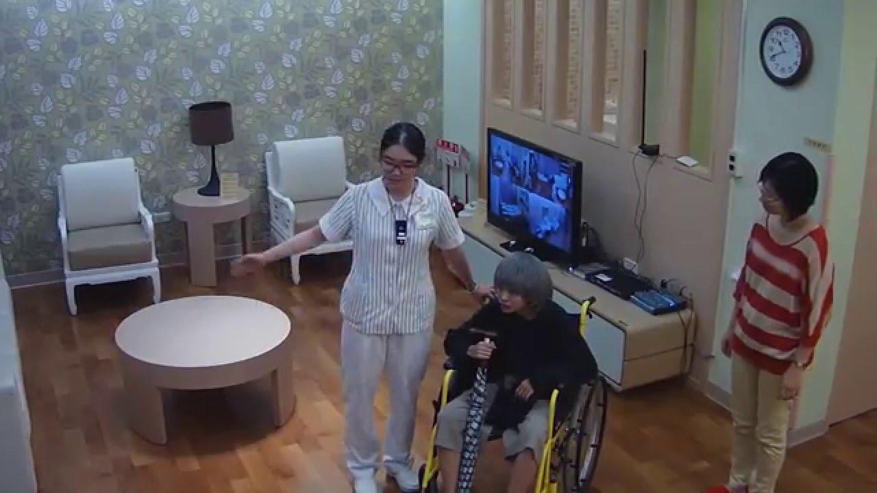 Elderly Care- Students' Training Video (臺灣長庚科技大學- 老人照護學生實訓影片) - YouTube