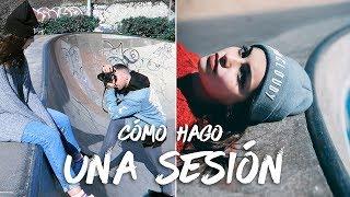 CÓMO HAGO UNA SESIÓN DE FOTOS