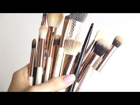 Как помыть кисти для макияжа в домашних условиях