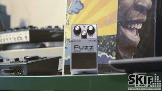 Обзор педали Boss Fuzz FZ-5 | SKIFMUSIC.RU