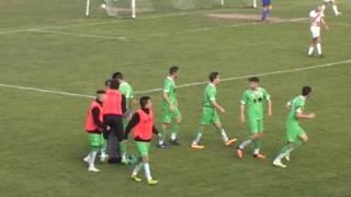 Fortis Juventus-Bucinese 3-1 Eccellenza Girone B