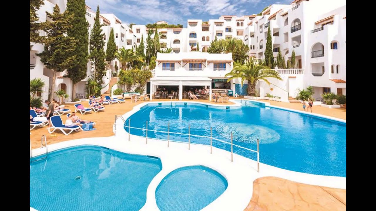 Deya Apartments Santa Ponsa Reviews Thomas Cook Pool Party Facilities Gym Travel Alpharooms Photos