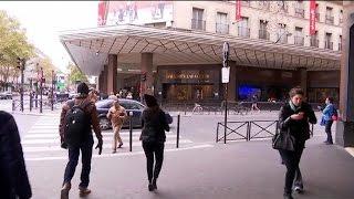 Au lendemain des attentats à Paris, la capitale vit au ralenti