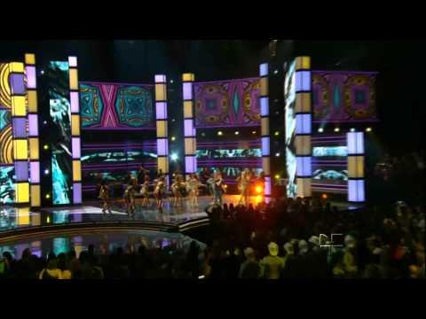 Elvis Crespo en Premios lo Nuestro 2012 - Vallenato en karaoke (en vivo) HD