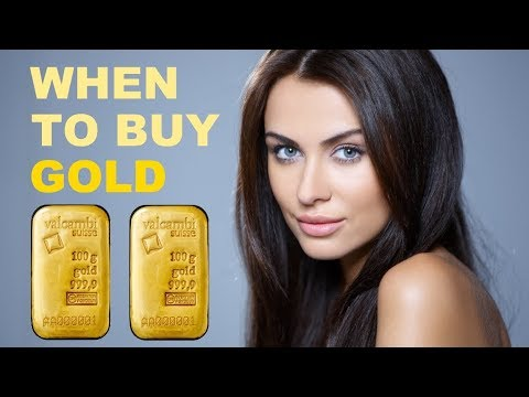 When to Buy Gold // seasonal investing patterns // seasonality trading strategy