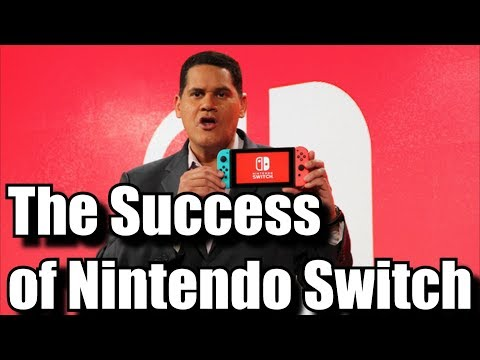 Reggie Fils-Aime - Wii U Responsible For Nintendo Switch Success