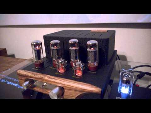 Music Angel mini tube amp first impressions