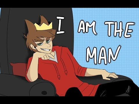 I AM THE MAN  |  Tord