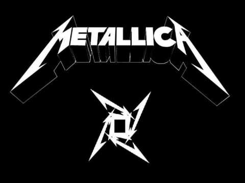 Enter sandman - Metallica - backing track