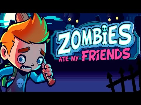 #Zombies Ate My Friends - Universal - #Cartoons for kids HD Gameplay Trailer #GamesForKids