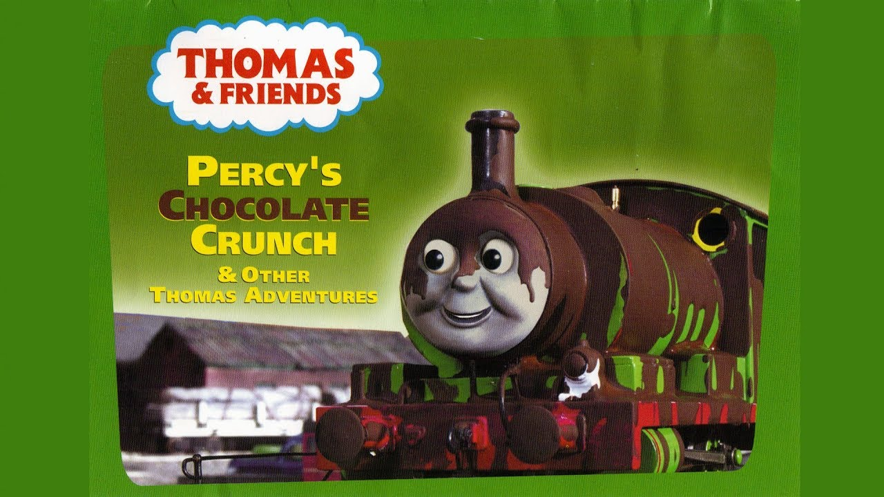 Percy's Chocolate Crunch - YouTube