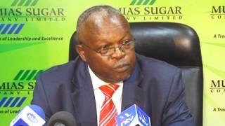 Mumias Sugar Restructuring