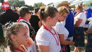 Wojewódzkie Dożynki 2019 Zakliczyn Powiat Tarnów-Małopolska-Kraków-gmina-harvest festival Polska