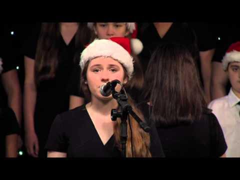 2014 Holiday of Lights Northlake Academy of Music Choir