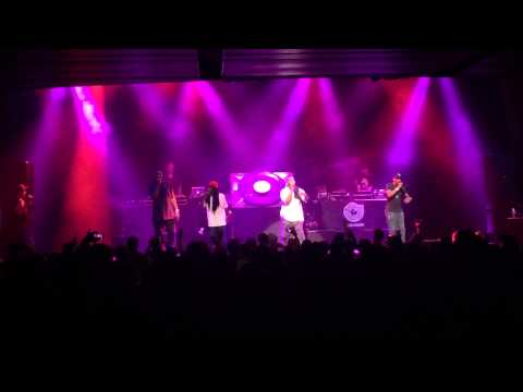 Jurassic 5 at Club Nokia - Full Set 07/09/15