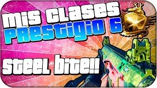 DIOS MIOO!! MIS CLASES + PRESTIGIO MAESTRO 6 + SUMINISTRO!! - ARX-160 STEEL BITE - ADVANCED WARFARE