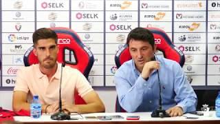 Presentación Nacho Vidal | 07.08.18