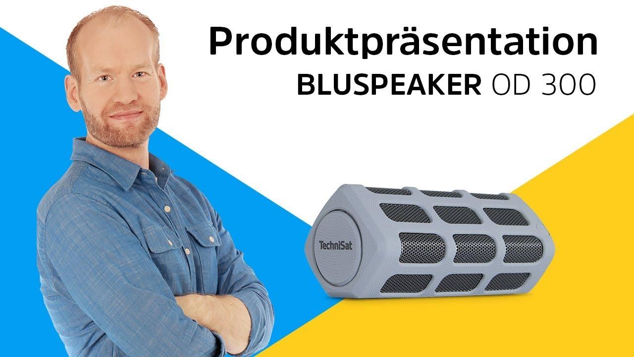 Video: BLUSPEAKER OD 300 | Für draußen gemacht. | TechniSat