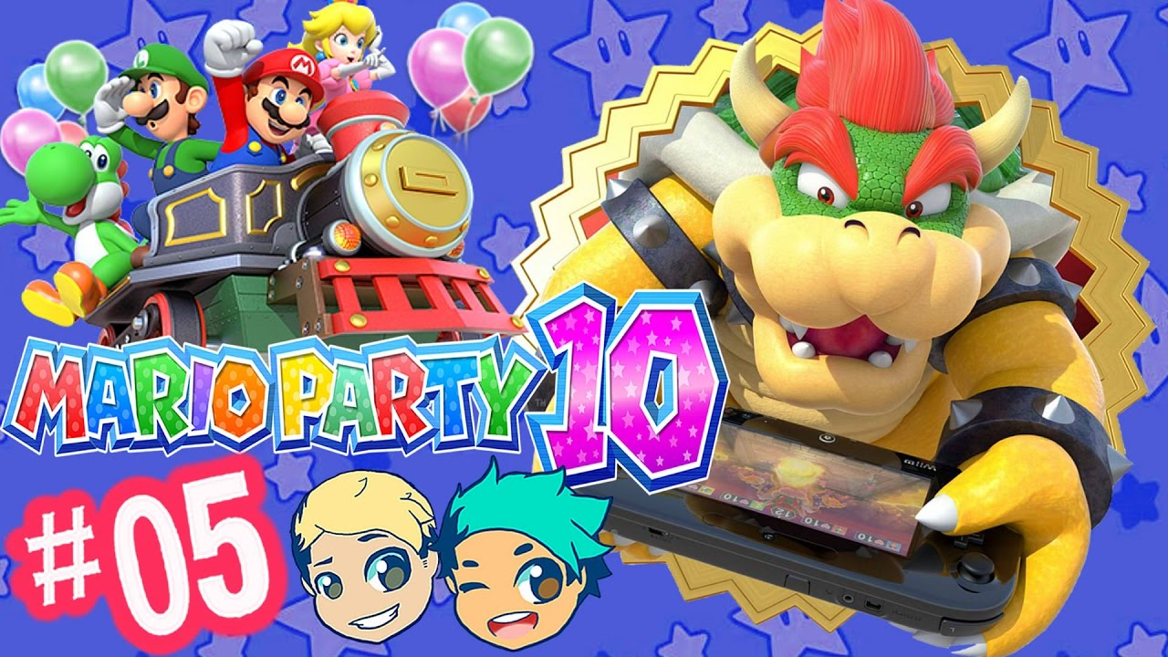 Dont Touch The Peepa Mario Party Part 5 Youtube