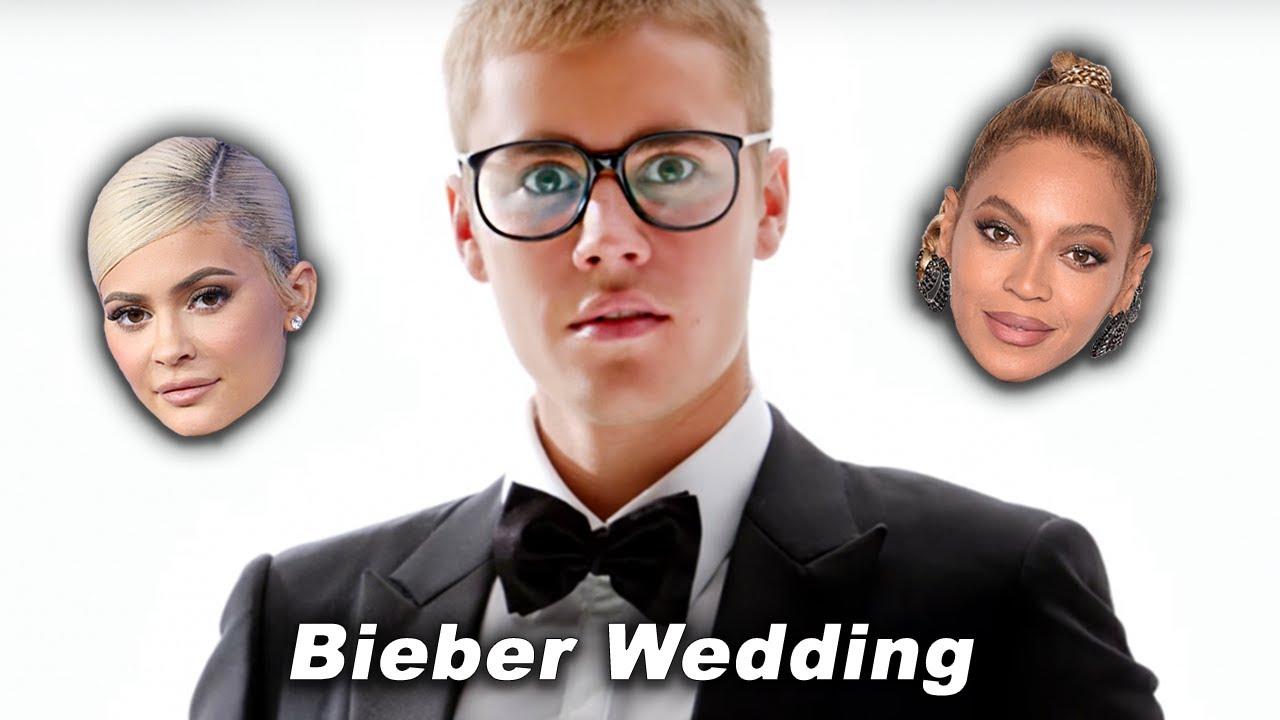 kylie jenner bieber wedding