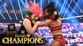 Zelina Vega out to prove herself against Asuka: WWE Clash of Champions 2020 (WWE Network Exclusive..