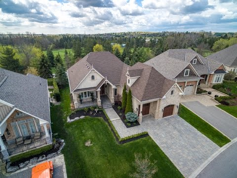 36 Country Club Dr King City Ontario Barrie Real Estate Tours HD Video Tour