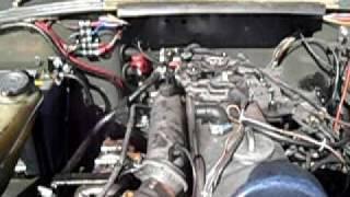 UAZ 469 OM617 turbodiesel