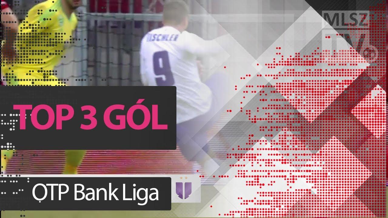TOP 3 GÓL – 22. forduló| OTP Bank Liga | 2017/2018 |
