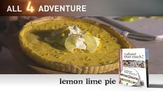 Lemon Lime Pie: Bush Cook