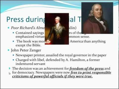 APUSH American Pageant Chapter 5 Review Video